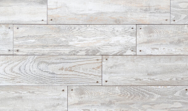 grey white wood texture for vintage background in top view wooden plank panel wallpaper