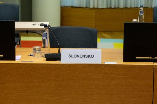 EUROPEAN COUNCIL - VIDEOCONFERENCE EUROPEAN AFFAIRS MINISTERS