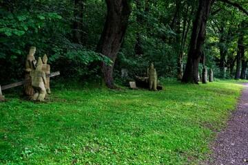 krajobraz polskiej wsi