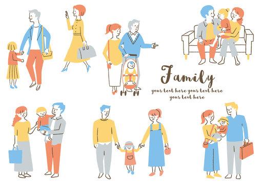 家族のイラスト_セット3_02