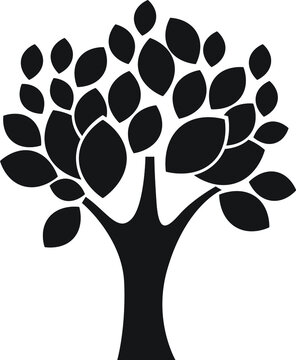 tree vector illustrations