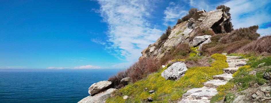 Church from Mamma Mia Movie - Skopelos