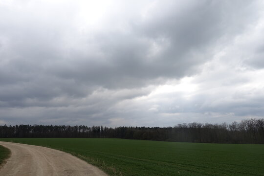 Landschaft um 86653 Monheim