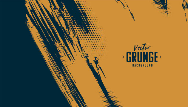 abstract grunge background texture with halftone