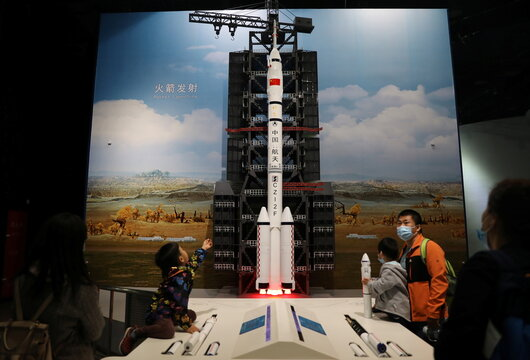 China marks its Space Day