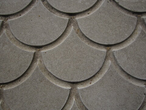 ornamented plaster wall surface