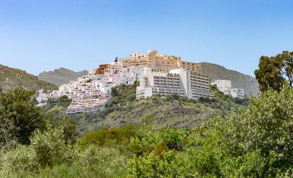 Mojacar Village, Mojacar, Almeria, Andalusia, Spain