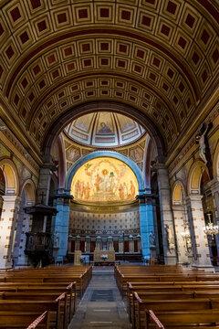 Église Saint Denis de Lyon