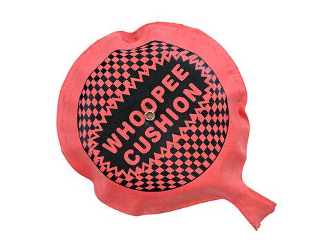 Whoopee Cushion, a traditional practical joke product. June 11, 2020 United Kingdom