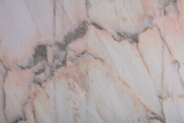 Calacatta Creme marble texture, background in light color.