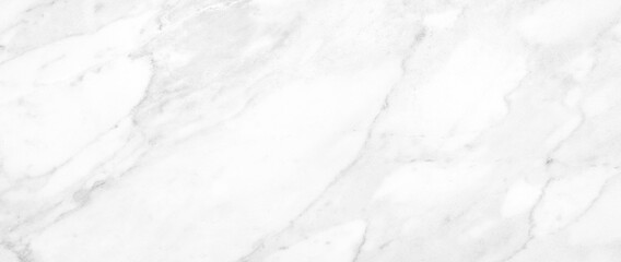 Obraz Marble granite white panorama background wall surface black pattern graphic abstract light elegant gray for do floor ceramic counter texture stone slab smooth tile silver natural. - fototapety do salonu