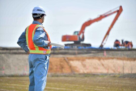 建設工事・施工管理する現場監督