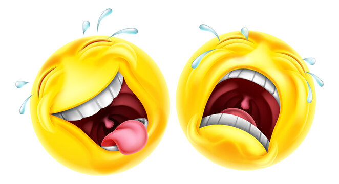 Comedy Tragedy Theatre Masks Emoticon Face Icons