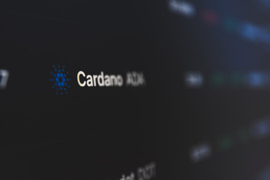 Cardano on cryptocurrency exchange market . A cryptocurrency is a digital or virtual currency that uses cryptography for security