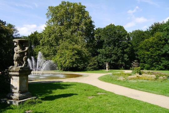 Gaußpark in Braunschweig