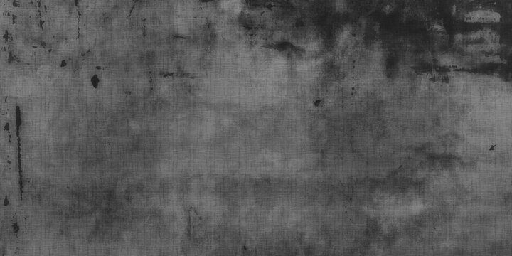 Grunge Wall Texture Background Gray, Grungy Grey Black Charcoal Concrete Plaster Elements