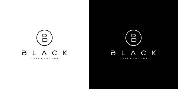 Modern and unique letter B initials logo design 2