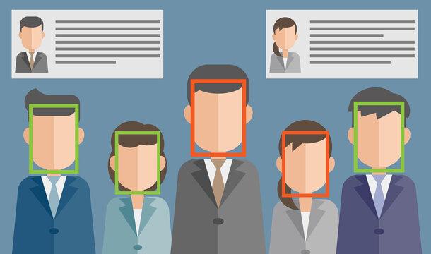 顔認証による個人情報漏洩のリスク
