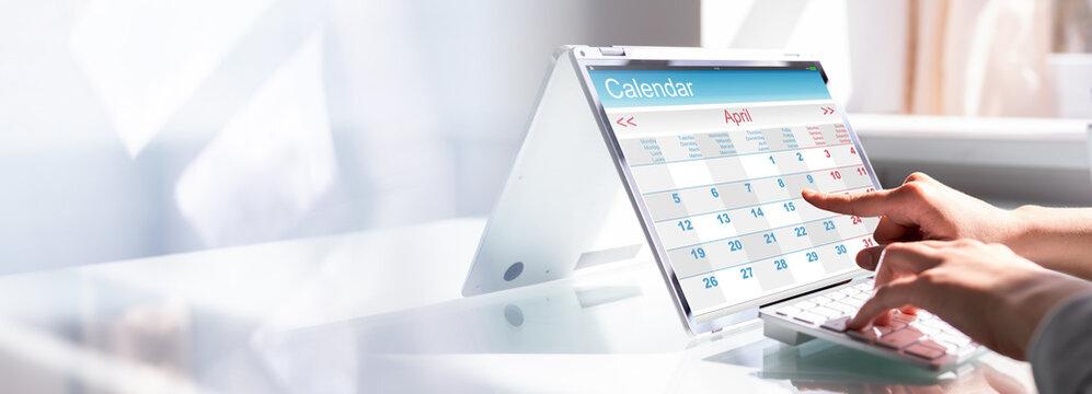 Digital Hybrid Tablet Executive Weekly Agenda