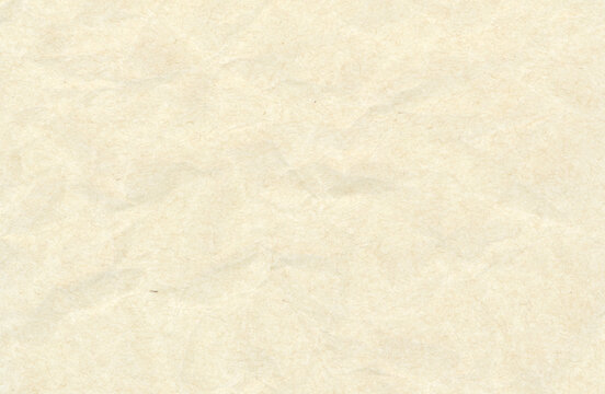 crumpled vintage old blank paper texture