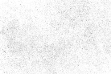 Obraz Distressed black texture. Dark grainy texture on white background. Dust overlay textured. Grain noise particles. Rusted white effect. Grunge design elements. Vector illustration, EPS 10 - fototapety do salonu