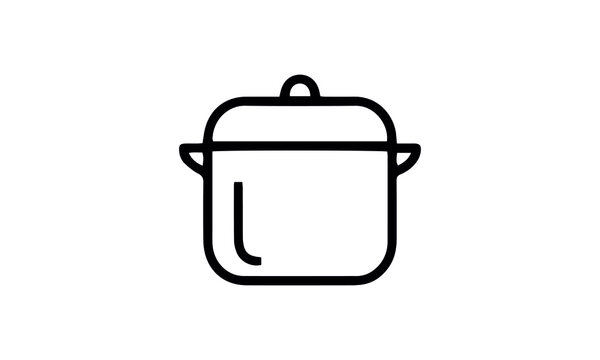 Shopping Online Categories Line Icon