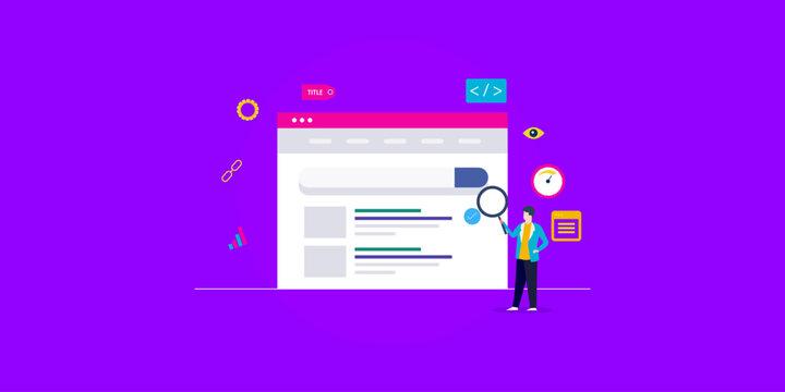 Digital marketing and SEO it specialist working on On page optimization, Website SEO ranking development, keyword, meta tags, HI header tag.