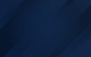 Obraz 高級なブルーの抽象、斜めのグラデーションライン、背景素材 - fototapety do salonu