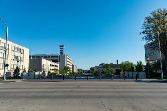 Nebraska State Capitol Building - Lincoln, Nebraska