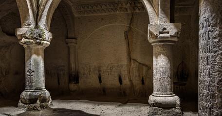 Fototapeta Geghard monastery