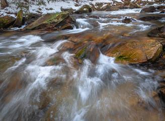 Źródła rzeki Wisły