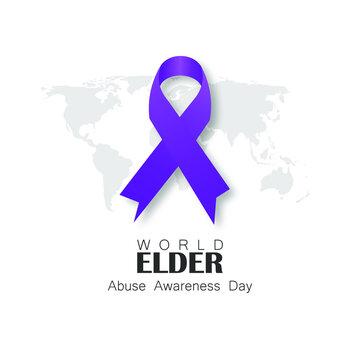 Word elder abuse awareness day