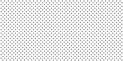 Obraz Background with black dots - stock vector - fototapety do salonu