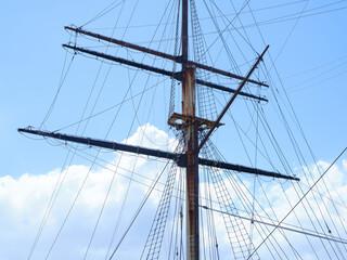 Fototapeta premium 帆船