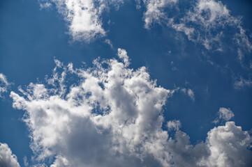 Obraz Zachmurzone niebo  - fototapety do salonu