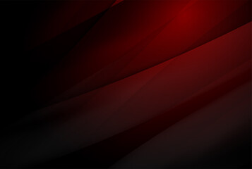 Dark Red vector cover with long lines and Curve Decorative shining illustration with lines on abstract template and Best design for your ad, poster, banner.eps