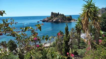 Sycylia, wyspa, lato - fototapety na wymiar