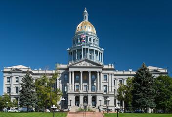 Obraz Colorado State Capitol - fototapety do salonu