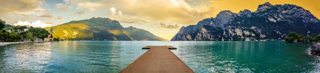 Garda lake - Riva del Garda