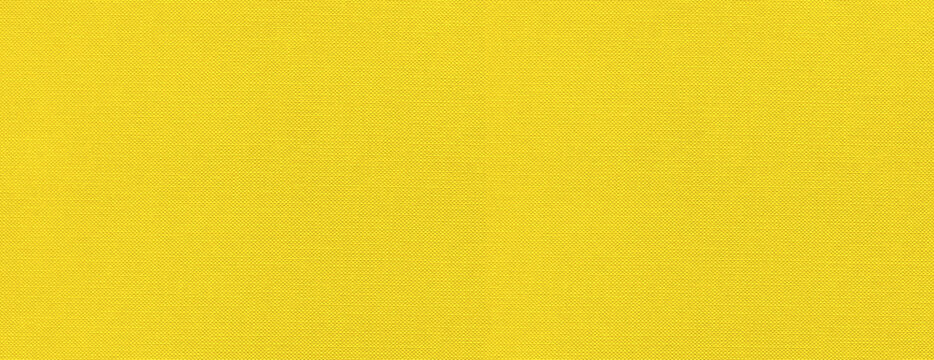 Yellow canvas texture background banner