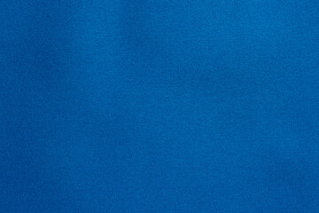 Blue fabric texture background close up