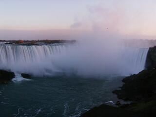 Niagara Wall mural