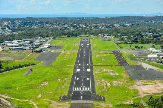 Gladstone Airport runway