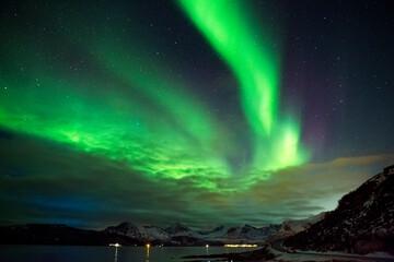 zorza polarna, Norwegia