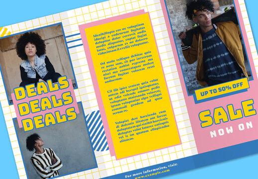 Pop Grid Brochure