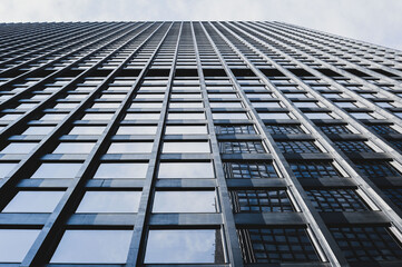 Fototapeta modern office building