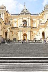 Fototapeta Bazylika Nawiedzenia Najświętszej Marii Panny, Sanktuarium Wambierzyckiej Królowej Rodzin Patronki Ziemi Kłodzkiej obraz