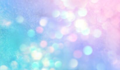 アクアブルーから紫と桃色へ green blue pale purple pale pink gradation