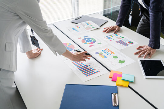 ビジネス 会議 イメージ