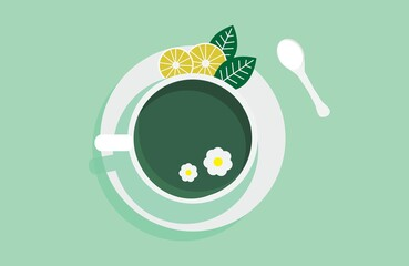 #tea - fototapety na wymiar